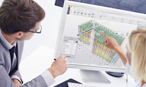 Experts in steel detailing,enveetech